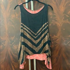 Free People drapey tank